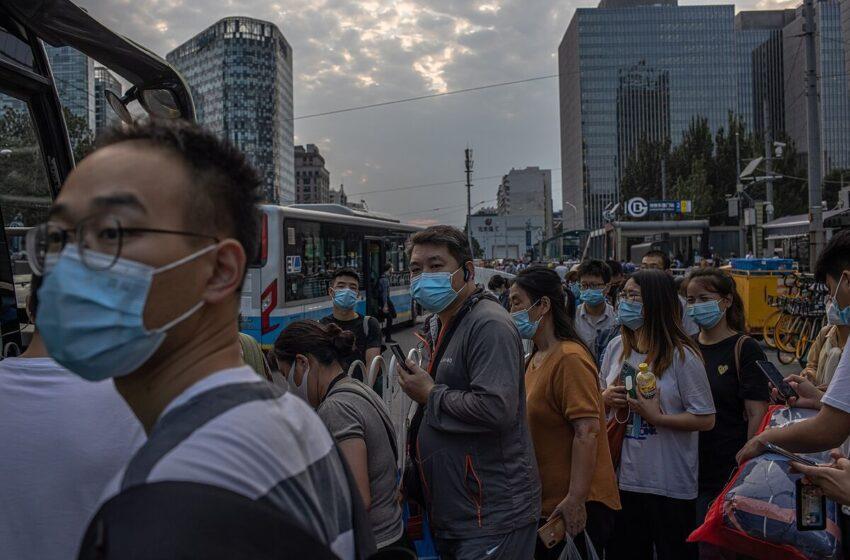 Un nuevo rebrote en China confina Xiamen, de más de 5 millones de habitantes