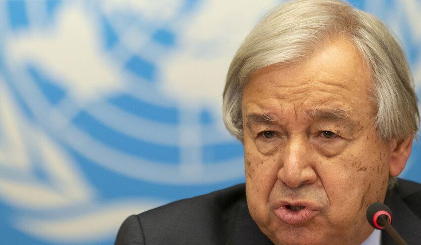ONU abre un nuevo curso marcado por la pandemia y el clima