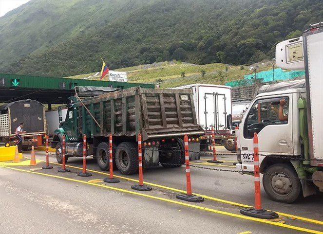 En la noche cierre en la vía a Bogotá por trabajos reportó el concesionario
