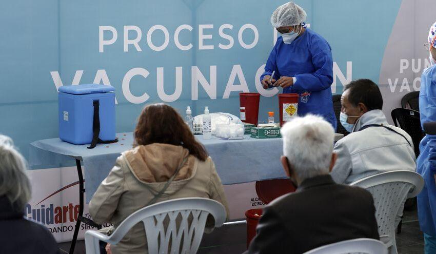 Colombia registra 1.570 casos nuevos y 40 fallecimientos por covid-19