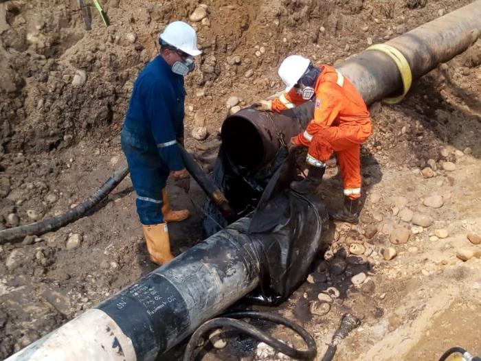 Acipet rechaza los atentados contra la infraestructura petrolera