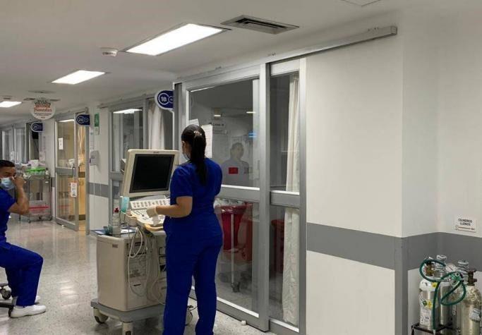 En alerta Amarilla red hospitalaria en Granada