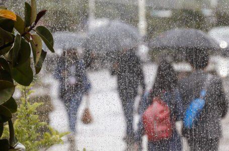 Pronostican vientos y torrenciales lluvias para el fin de semana