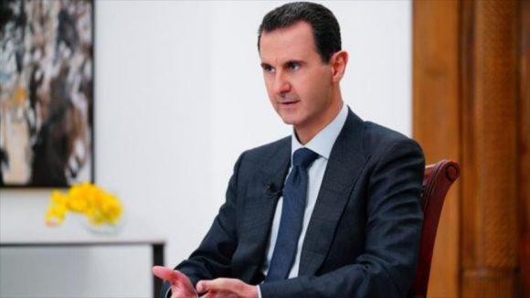 Al Asad acusa a «ciertos países» de obstruir el proceso de paz para Siria