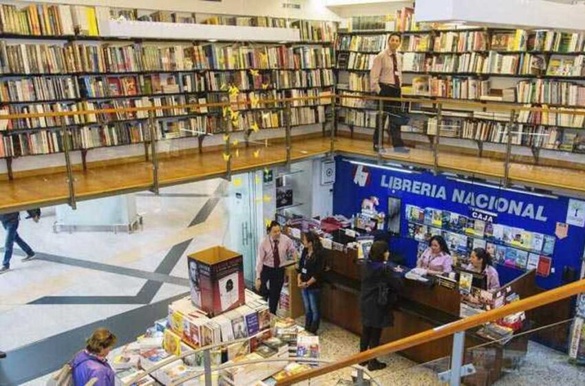 Librería Nacional fundada por un  santandereano, sigue vigente después de 80 años