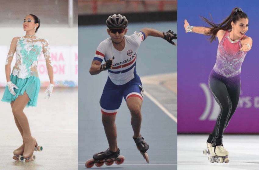 Más de un millar de patinadores tomarán parte en el Mundial de Asunción