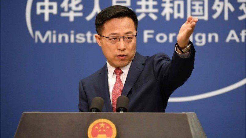 China acusa a Australia, EEUU y Reino Unido de socavar la paz con nuevo pacto