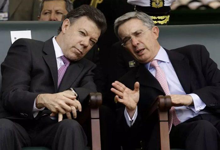 Juan Manuel Santos: «Tengo una conversación pendiente con Álvaro Uribe»