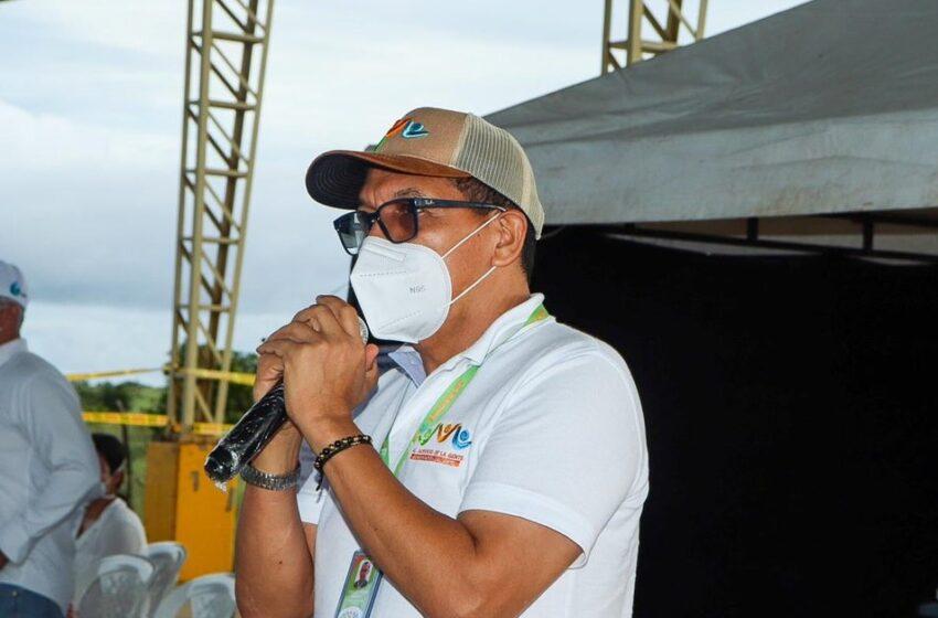 La lucha contra la delincuencia está vigente y con positivos resultados, dice Carlos Osorio
