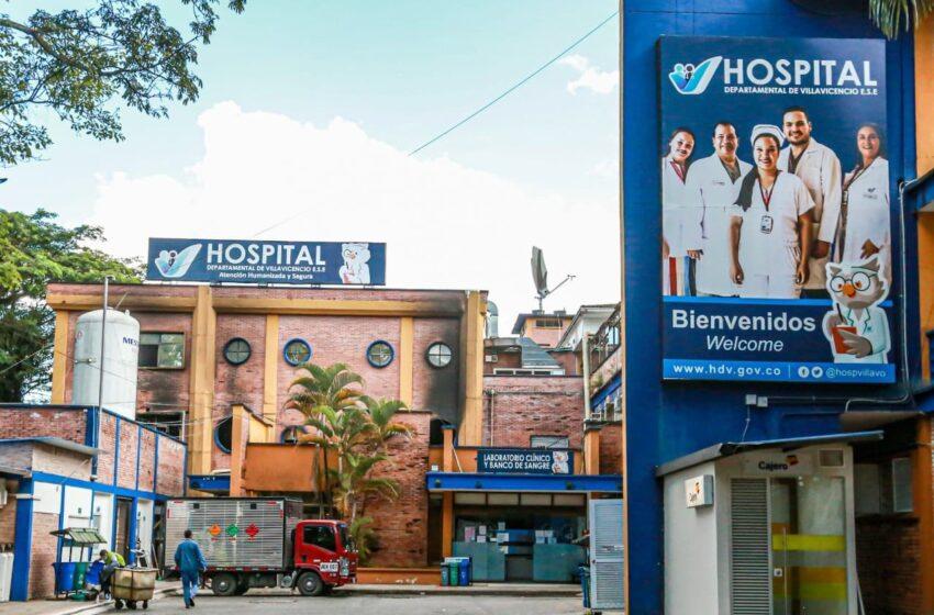 Más de $80 mil millones invirtió la Gobernación en el terreno donde construirán una torre paralela al Hospital de Villavicencio