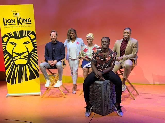 Broadway vuelve a entonar el «Hakuna Matata» tras 18 meses de parón