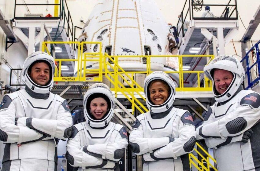 SpaceX abrió las puertas del espacio a los civiles con histórico lanzamiento