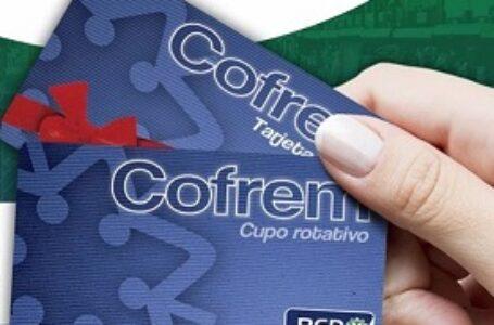 Cofrem dió a conocer los nombres de los ganadores de las tarjetas regalo
