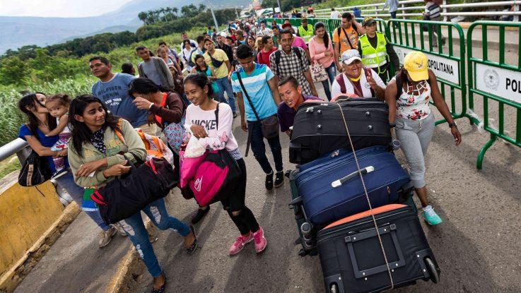 La oposición venezolana «extiende» a Panamá plan para apoyar a la diáspora
