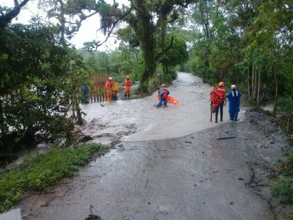 26 municipios son los afectados por la ola invernal en el Meta