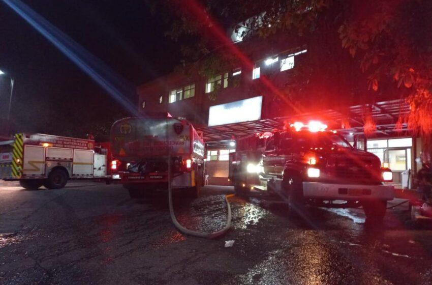 Toque de queda y alerta roja en Villavicencio por emergencia en el Hospital