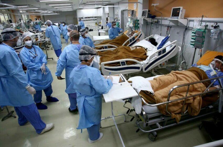 Clínicas y puestos de salud colmados de pacientes en medio de la alerta roja decretada en el Meta