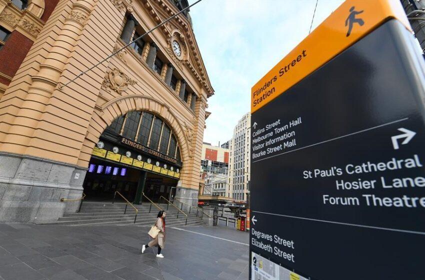 Australia extiende el confinamiento de su capital hasta el 15 de octubre
