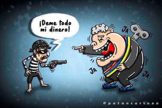 Aumenta la delincuencia – El Espectdor