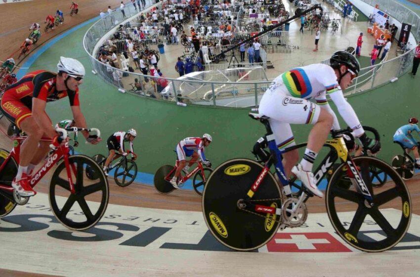 Ciclistas de 36 países buscan la gloria en Copa de Naciones de Pista de Cali