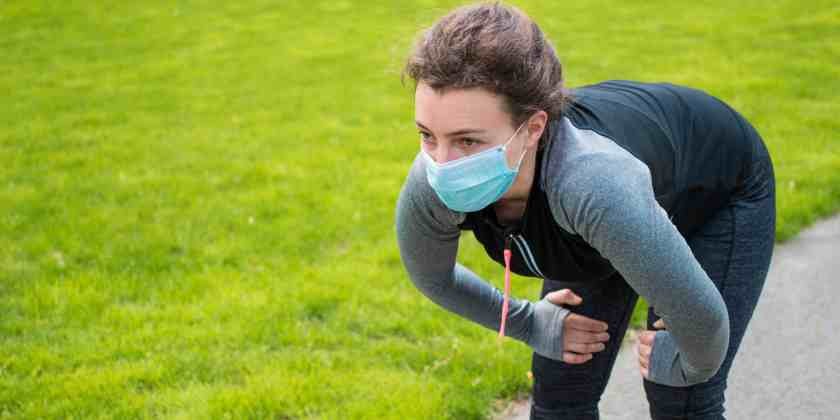 Cuándo volver al deporte después de haber tenido coronavirus