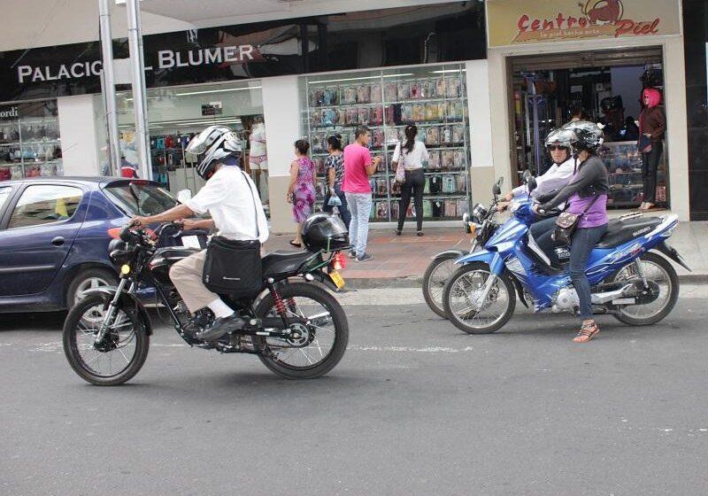 Facilidades de pago a motociclistas morosos del impuesto de rodamiento