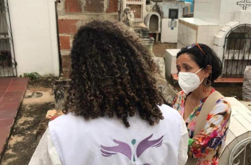 Atacan en Colombia a funcionarios de la Unidad de Búsqueda de Desaparecidos