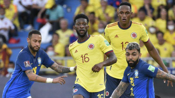 «El punto ante Brasil será valioso si le ganamos a Ecuador», sostiene Jefferson Lerma