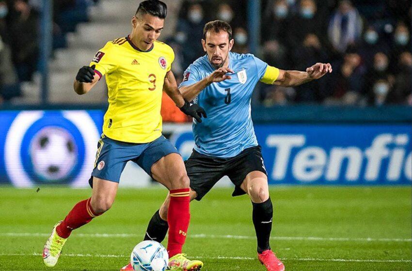 Uruguay y Colombia pasan sin goles por el Gran Parque Central