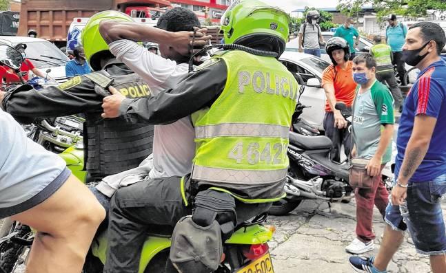 Autoridades piden a los ciudadanos no hacer  justicia por su propia mano