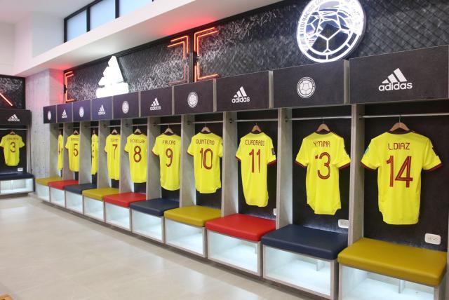 Colombia inaugura sede deportiva de su federación de fútbol en Barranquilla