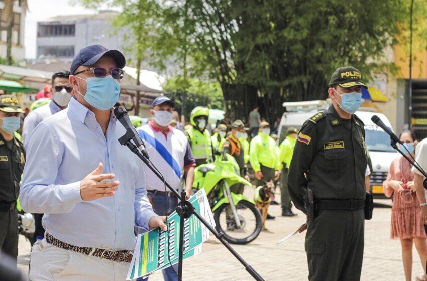Sobre fortalecimiento de la seguridad tratará el Alcalde Harman con el Director General de la Policía