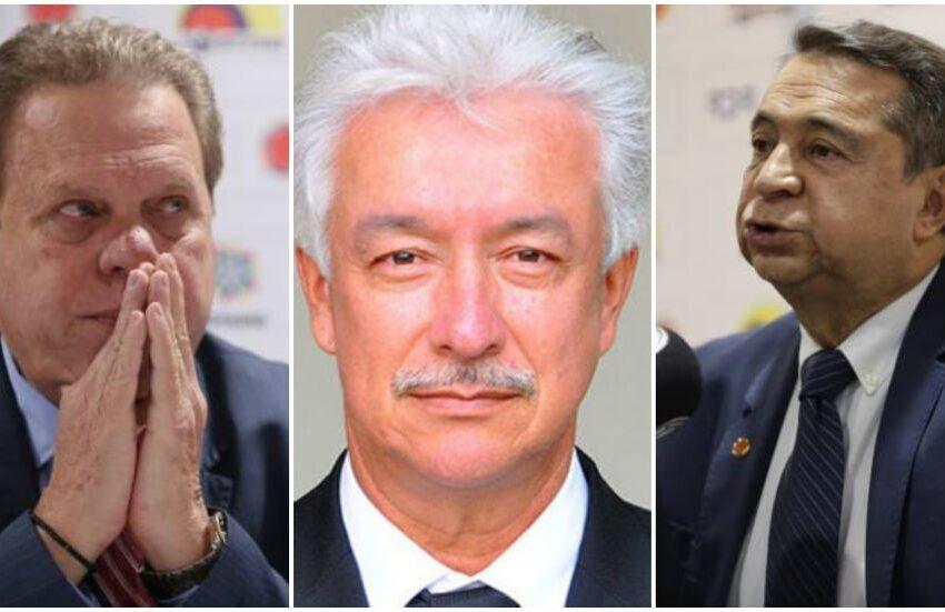 Investigan por lavado de activos a Ramón Jesurun, González Alzate, Jorge Perdomo y Luis Bedoya