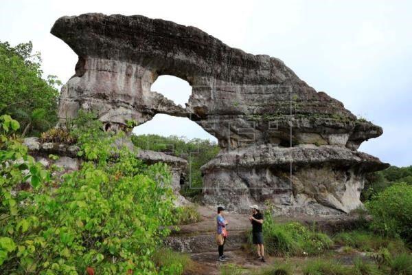 El Guaviare descubre el turismo de naturaleza para dejar atrás el conflicto