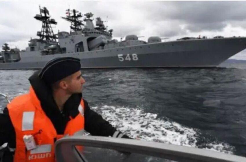 Japón detecta buques de Rusia y China juntos al norte del archipiélago