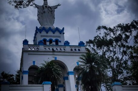 Por falta de vigilancia es un peligro visitar el Cerro de Cristo Rey