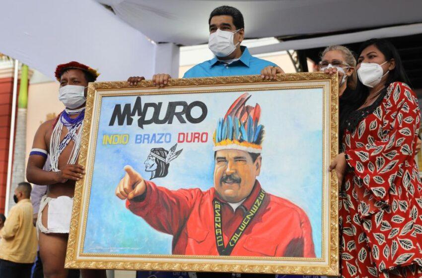 Maduro insiste en que España debe pedir perdón por el «genocidio de 300 años»