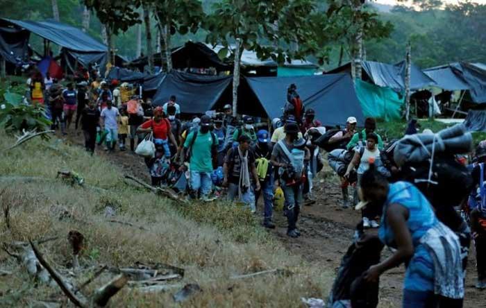 Muerte de  50 migrantes en la selva del Darién entre Colombia y Panamá desbordan las morgues